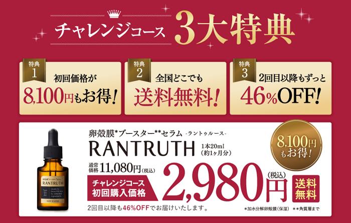 RANTRUTH price