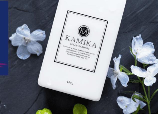 Kamika shampoo gray hair