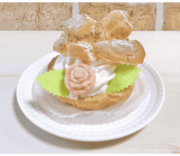 Fujiya cream puff