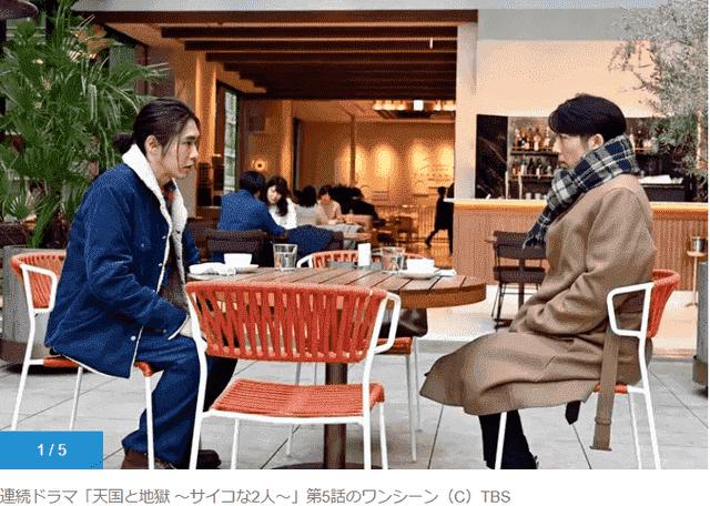Tengokutodjigoku arasuji 5-wa 12 / 5000 翻訳結果 Heaven and Hell Synopsis Episode 5