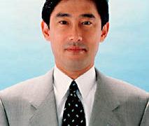Fumio Kishida When he was young